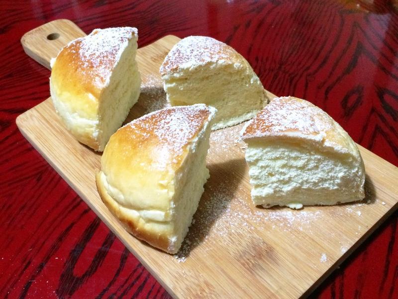 乳酪包(湯種法)