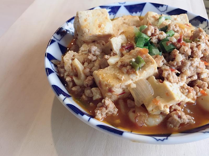 便當常備菜🍄麻婆豆腐🌿零失敗料理