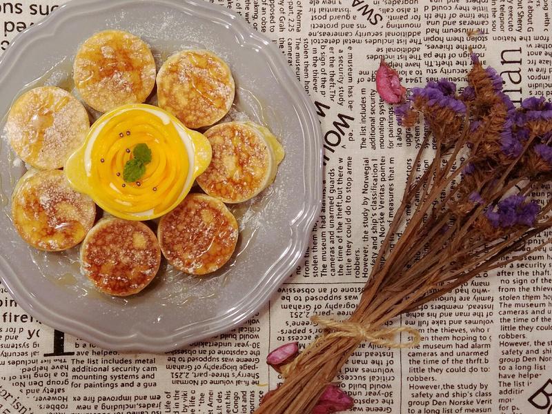 零失誤超簡單日式厚鬆餅