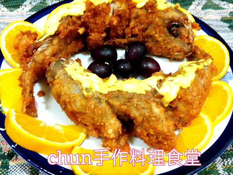 迷迭香蜂蜜芥末魚
