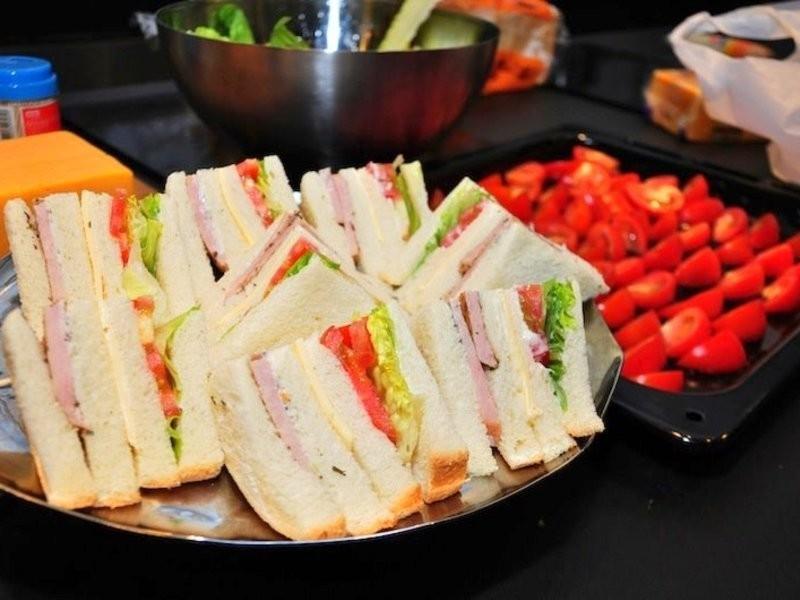 芝司樂特級三明治 Club Sandwich