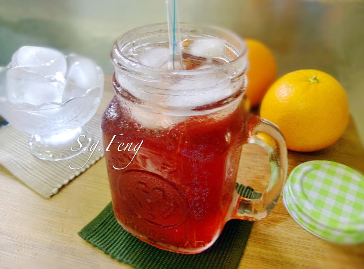 陳皮洛神花茶