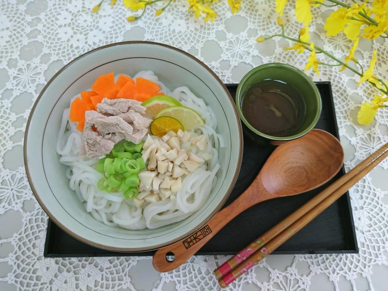 低蛋白料理-夏日金檸涼麵(4.52)