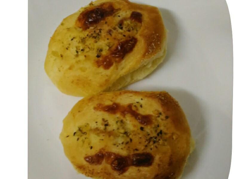 起司奶油大蒜麵包