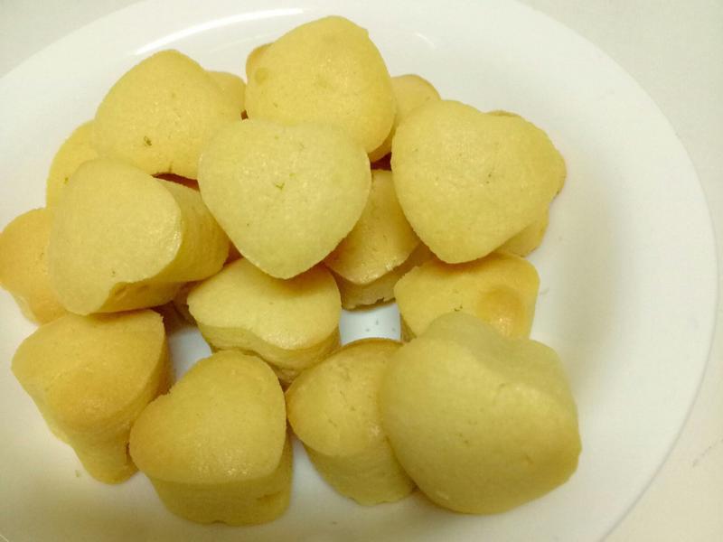 👶👣超級寶寶愛吃🍪蛋黃餅乾🍪
