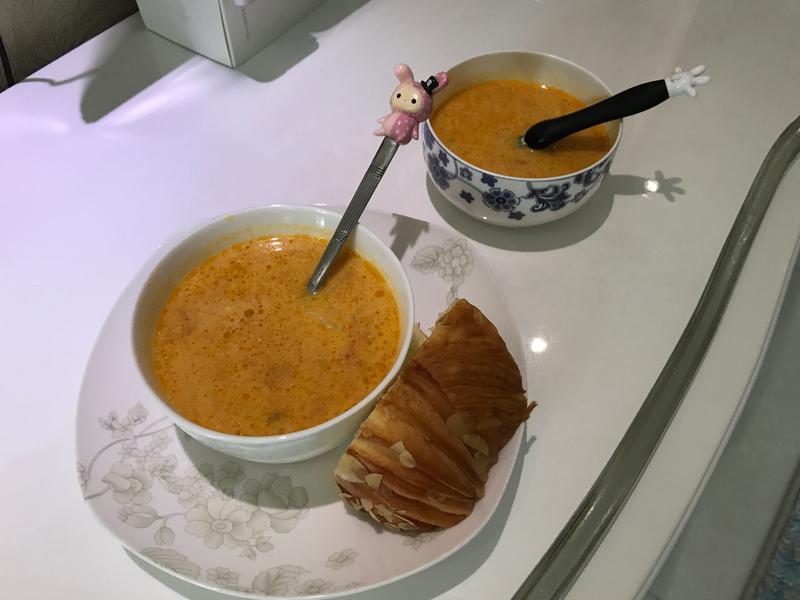 南瓜🎃濃湯