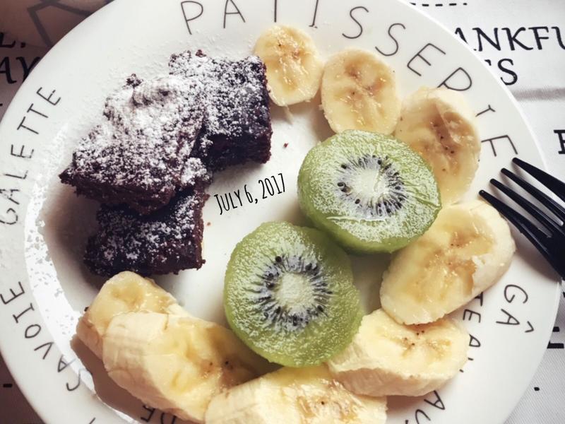 電鍋版酥脆蔓越莓布朗尼🍒少油少糖