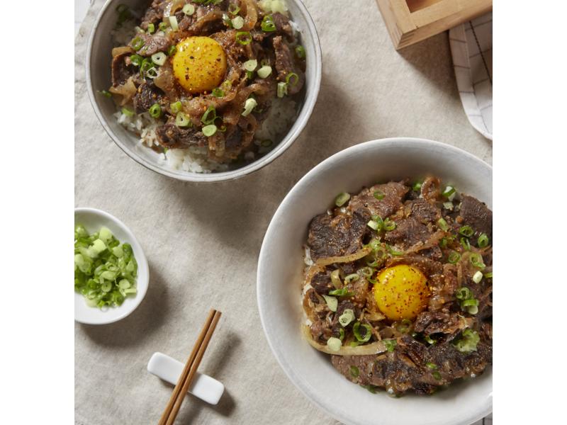 【羊肉食譜】日式小羊丼飯