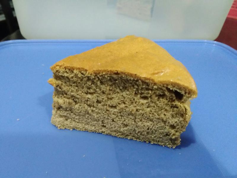 咖啡海绵蛋糕