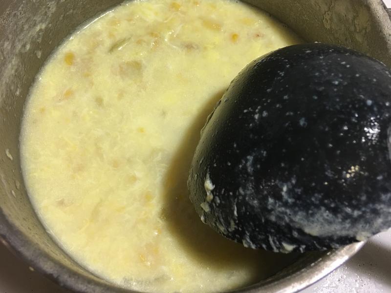 玉米濃湯🌽