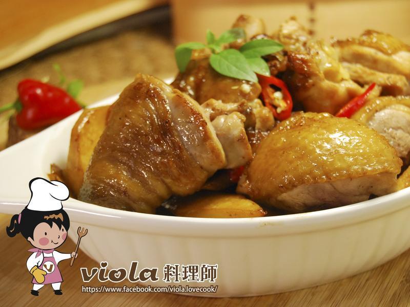 樹子醬筍燒雞