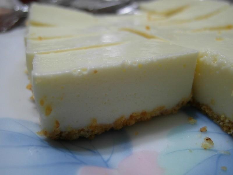 米奇廚房@檸檬生乳酪蛋糕