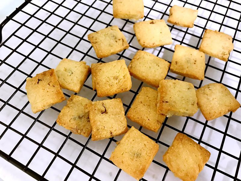 乳酪核桃酥餅