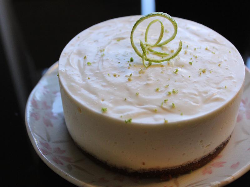 免烤箱檸檬起司蛋糕