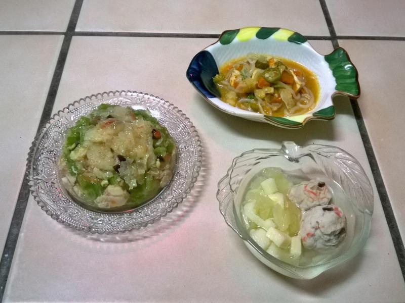 鮮食🐾雞肉凍 咖哩湯麵 筍瓜魚丸湯