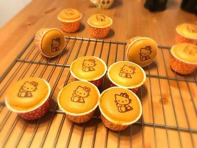杯子蛋糕(戚風蛋糕)