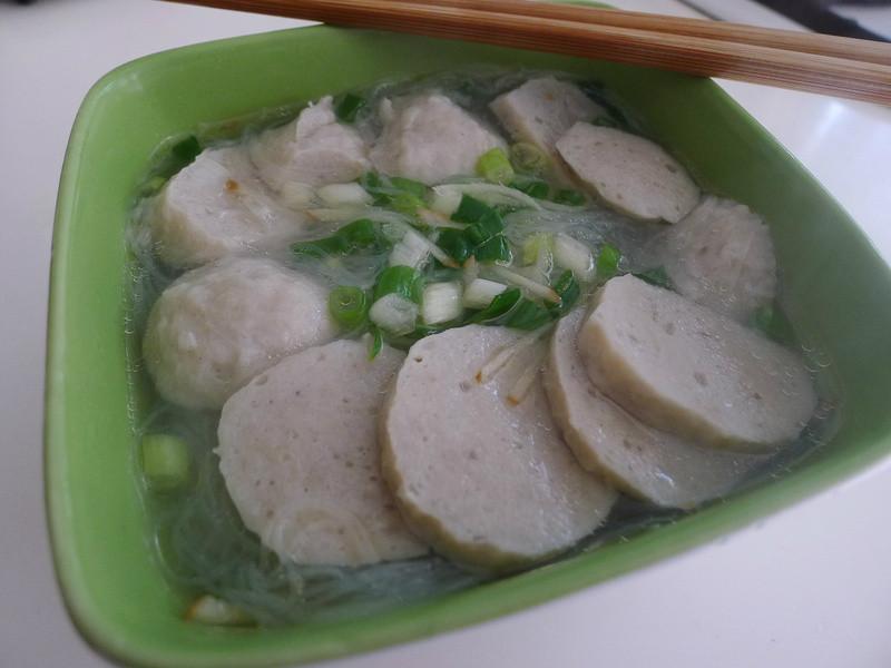 品靚上菜-大虱丸米粉湯