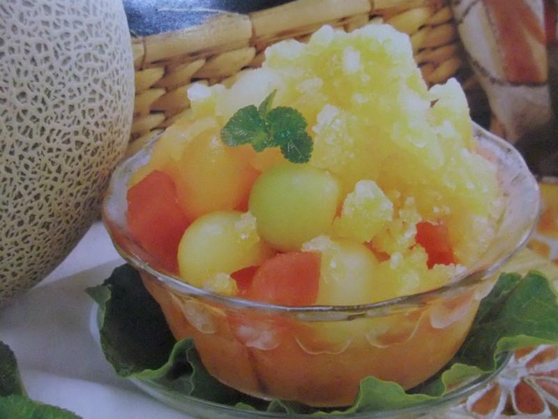 ღ小吟愛做菜ღ 新鮮水果冰