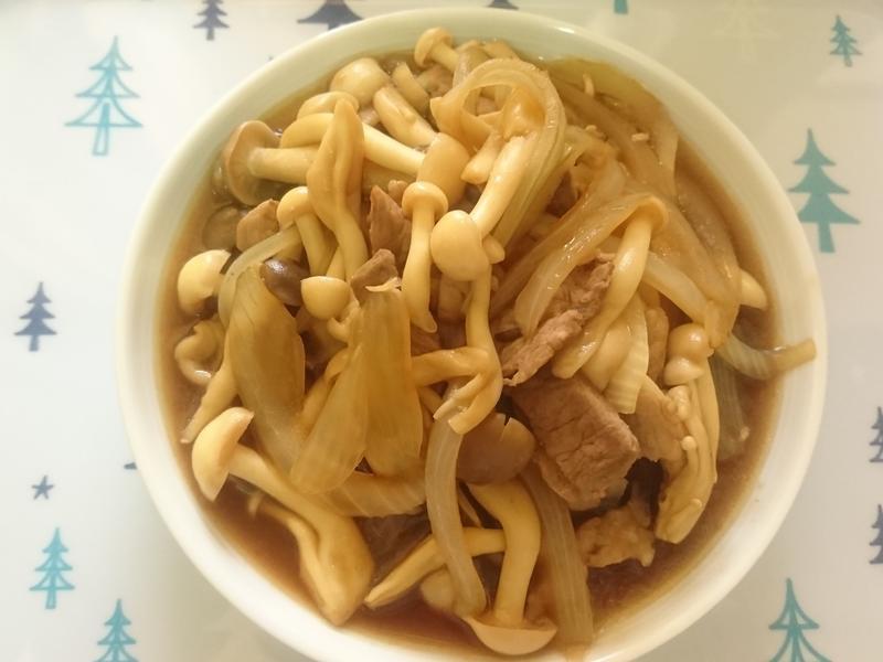 日式炒菇菇