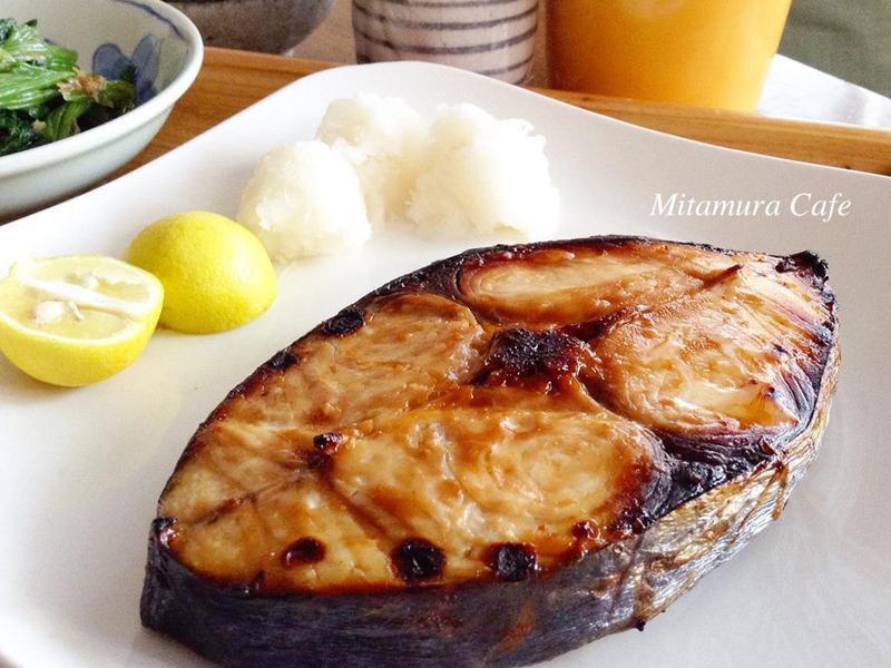 香烤照燒土魠魚