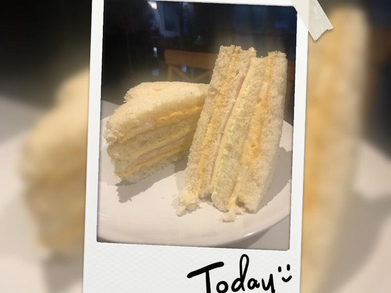 在家也可簡單做洪瑞珍三明治