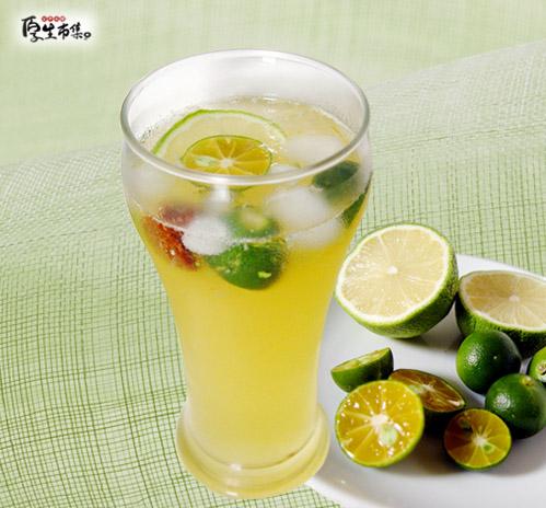 【厚生廚房】金桔檸檬汁