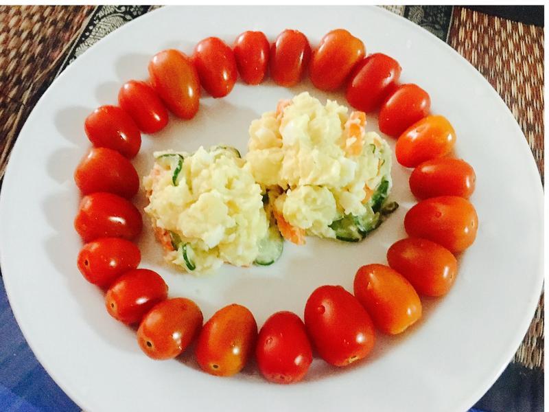 馬鈴雞蛋沙拉