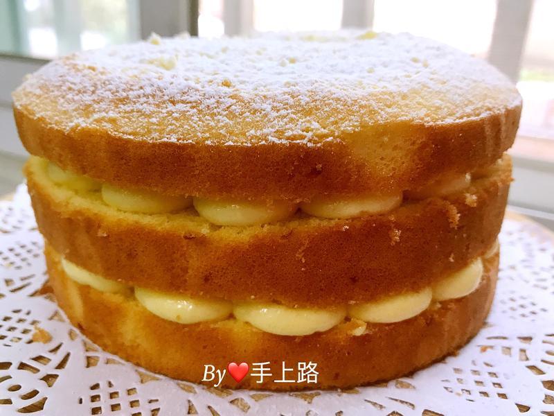 檸檬香柚海綿蛋糕(6吋)