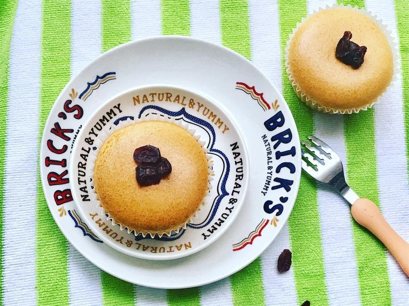 一次上手❤蔓越莓杯子蛋糕❤