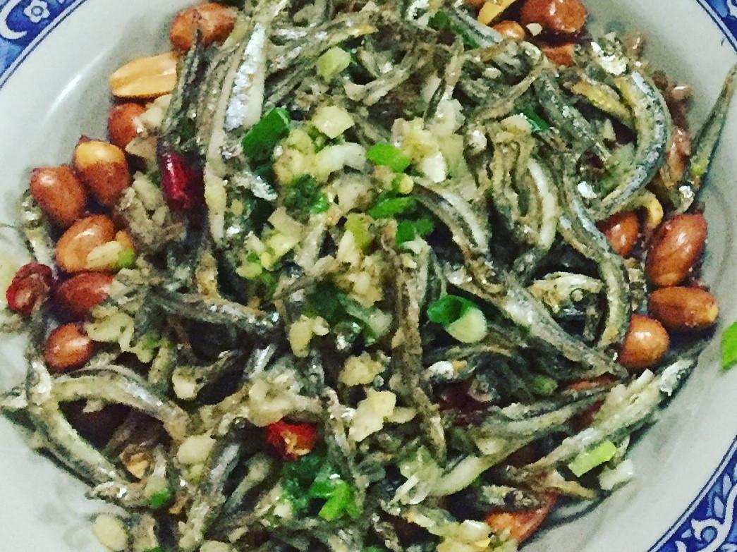 下酒菜系列-花生小魚乾