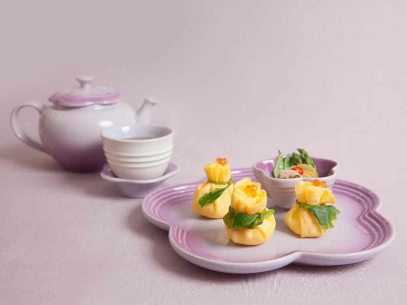 五目飯茶巾壽司