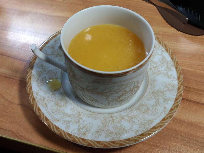 芒果冰沙 免果汁機版
