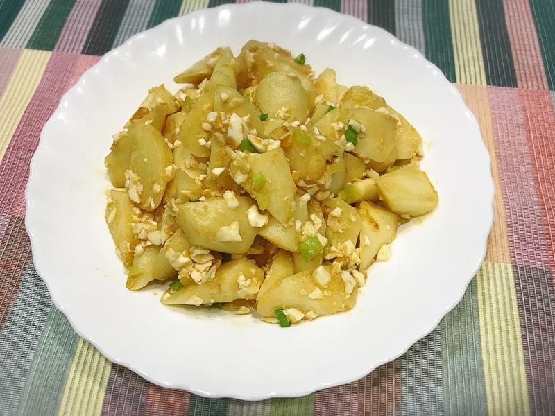 金沙茭白筍