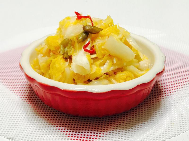 雲南泡菜Yunnan kimchi