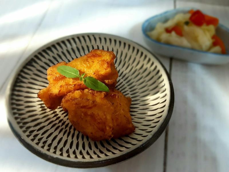 日式炸雞(超簡單便當菜)