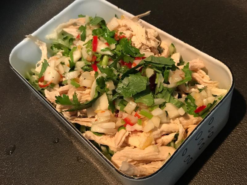 台式 泰式 涼拌雞胸肉