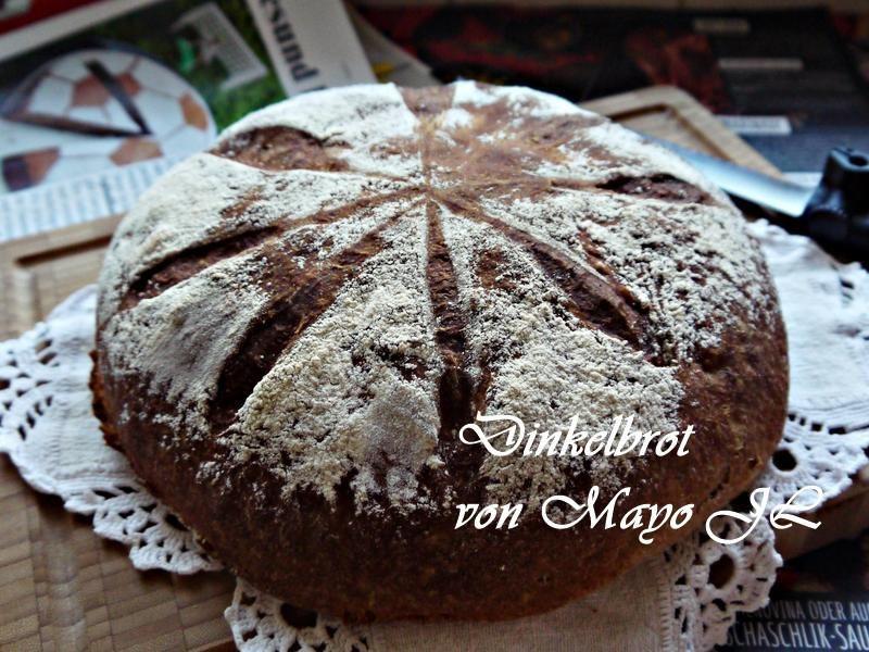 德國 斯佩爾特小麥麵包/Dinkel