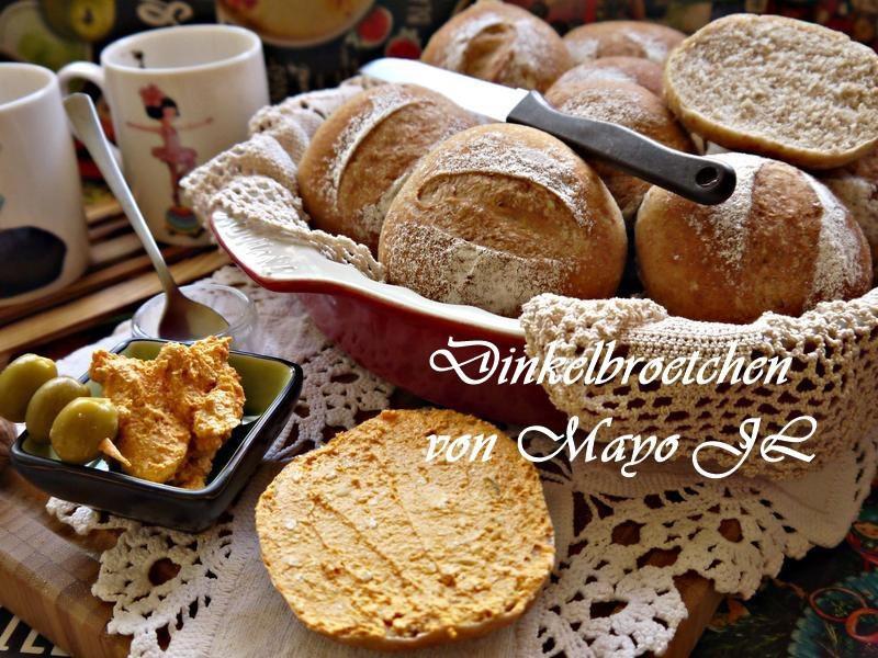 斯佩爾特小麥脆皮小麵包