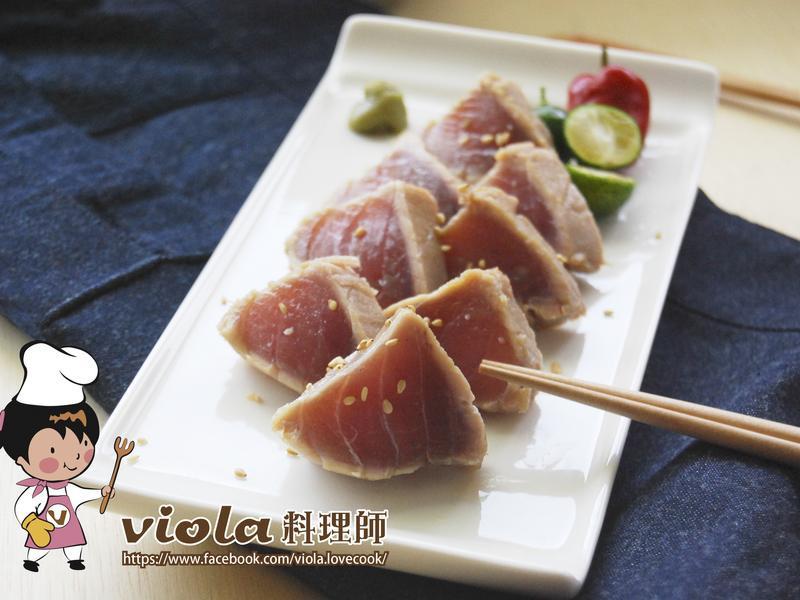 炙燒黑鮪魚