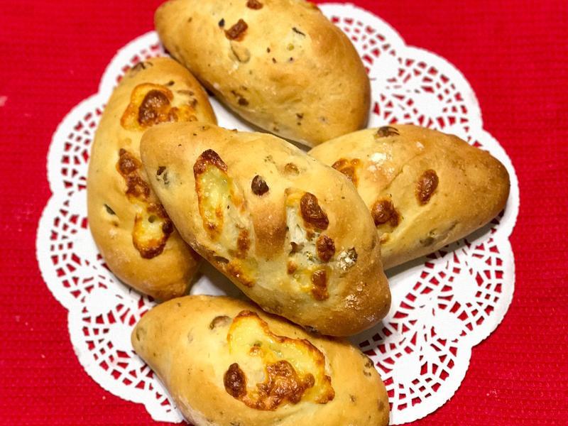 果仁麵包Bread with nuts
