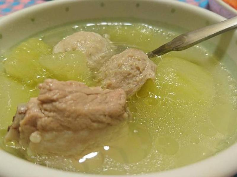 2Meow▶入口即化「大黃瓜排骨湯」