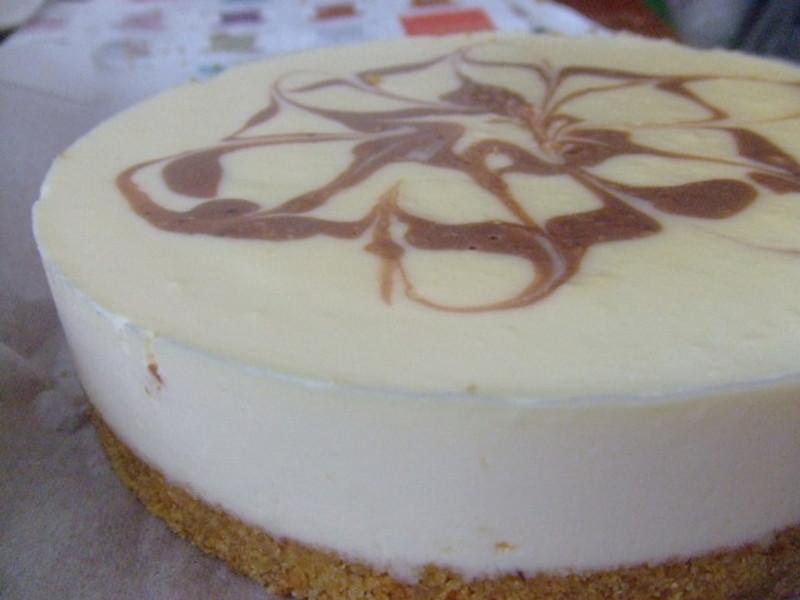 ♥免烤起士蛋糕♥