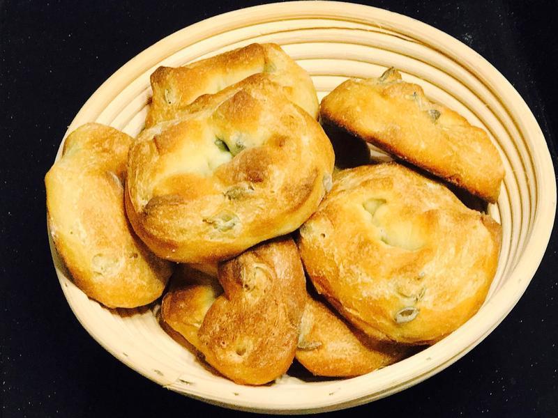 蕎麥麵包Buckwheat bread