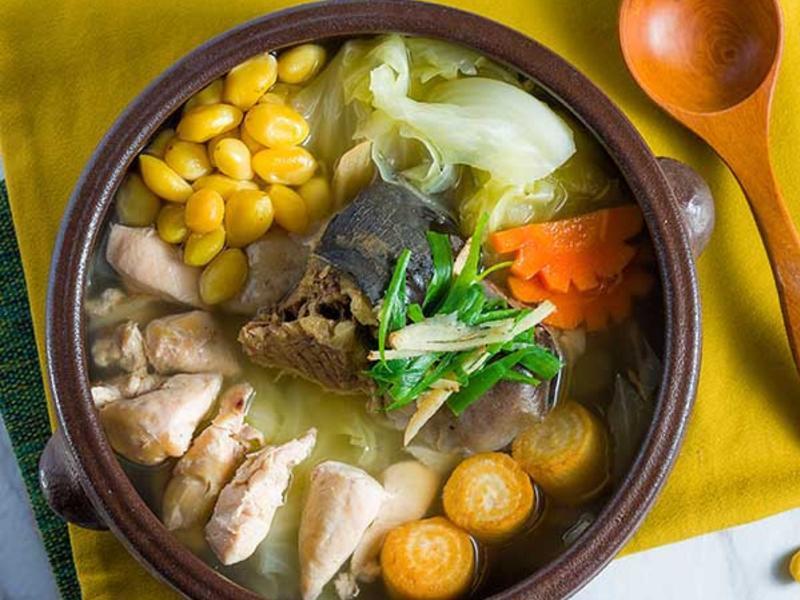 鯰魚砂鍋(4人份)