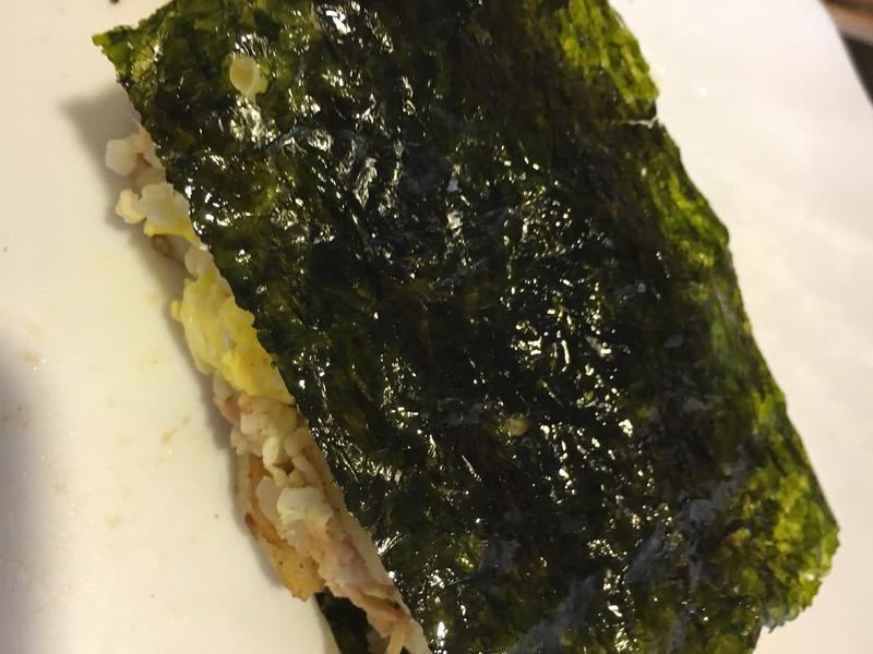 剩飯美味料理✨鮪魚炒飯飯糰✨