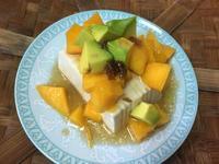柚香芒果豆腐