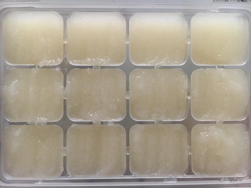 【副食品】白蘿蔔泥 電子鍋烹飪