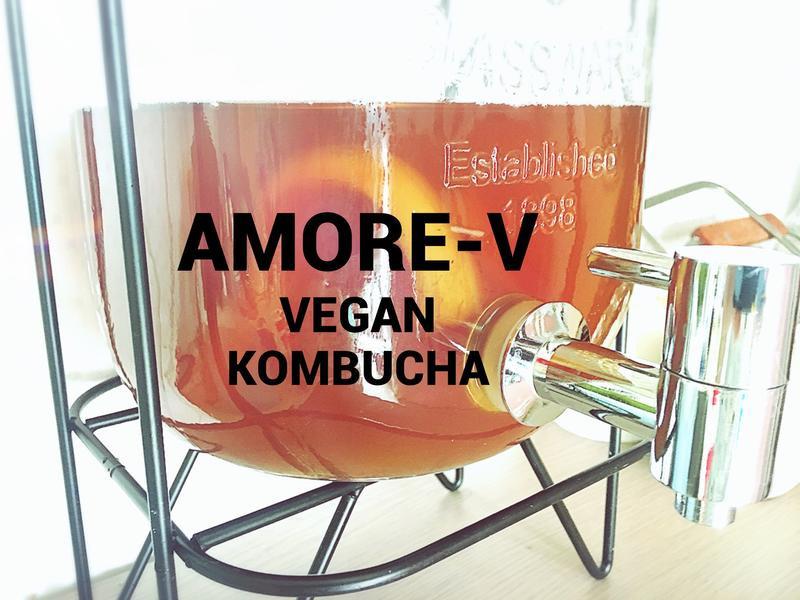 康普茶|紅茶菌|Kombucha|純素|