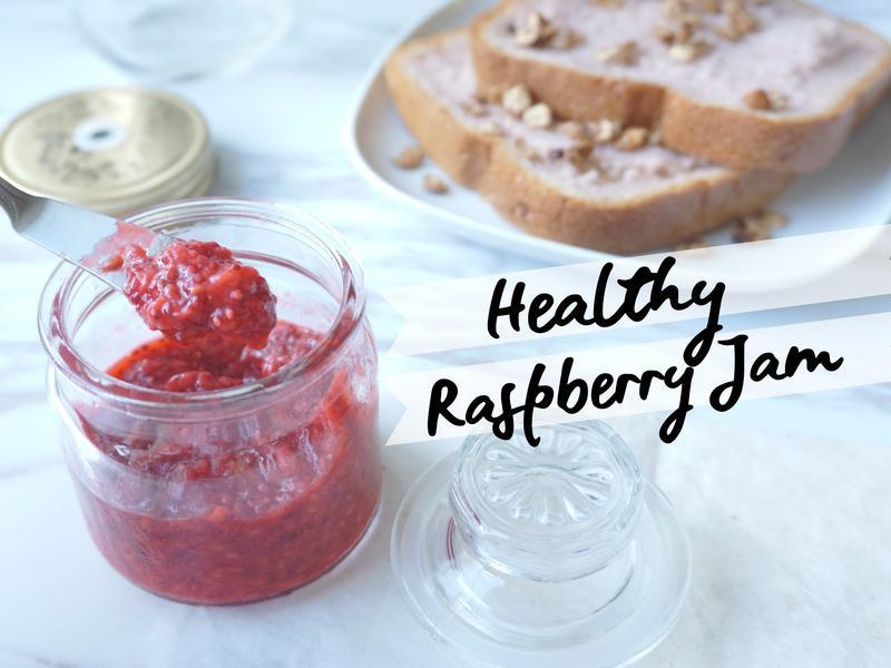 健康蜂蜜紅莓果醬 超低糖!
