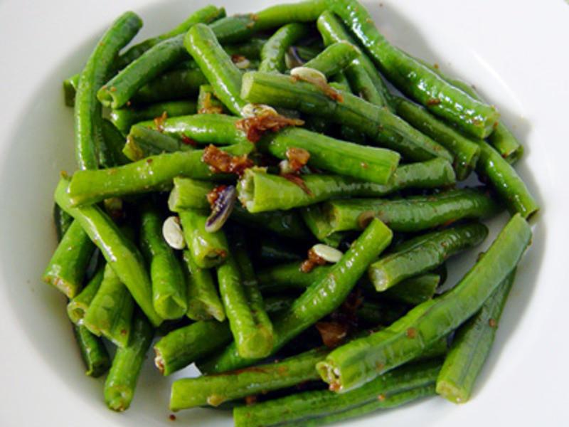 【厚生廚房】涼拌菜豆